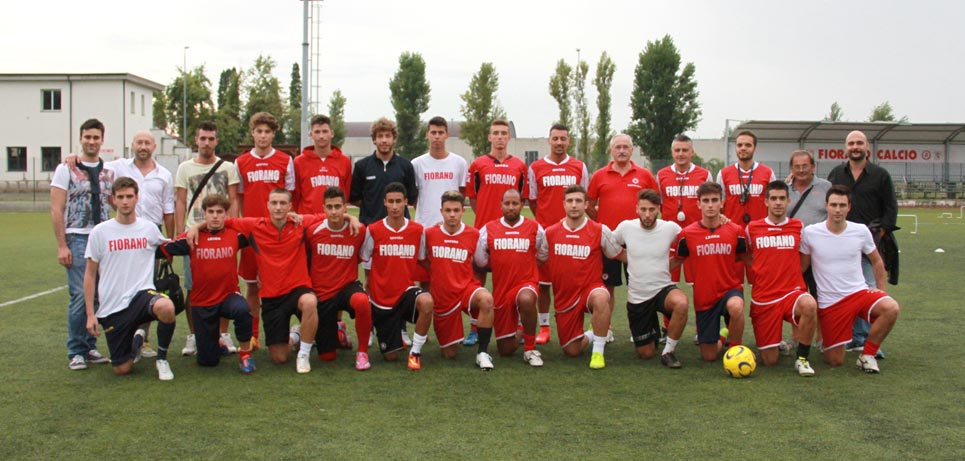 Squadra 2015-2016