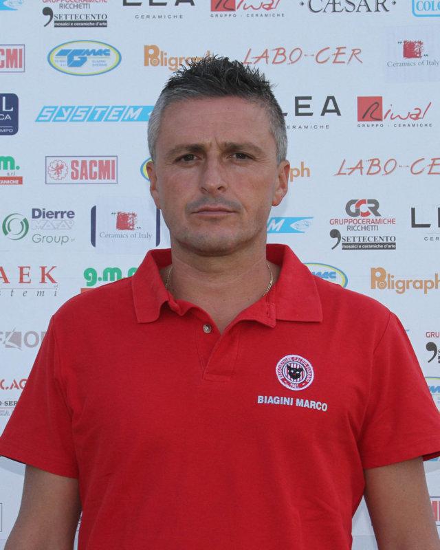 Marco Biagini - Allenatore