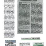 Rassegna Stampa 3 Settembre 2015