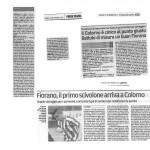 Rassegna Stampa 14 Settembre 2015 (AC Fiorano)