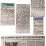 Rassegna Stampa 16 Novembre 2015 - AC Fiorano